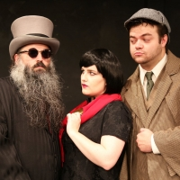 Rover Dramawerks Kicks Off Their 20th Anniversary Season with SHERLOCK HOLMES AND THE Photo