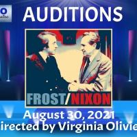 Zao Theatre Announces FROST/NIXON Auditions Photo