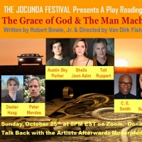 Jocunda Festival Presents THE GRACE OF GOD & THE MAN MACHINE Photo