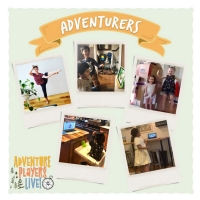 Adventure Players Live! Continues Interactive Online Performances For Children Photo