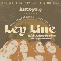Ley Line To Release New Single 'Postcards' At 3Ten Austin Photo