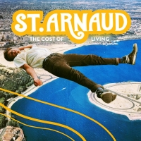 St.Arnaud Releases Album THE COST OF LIVING