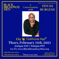 Tituss Burgess Will Join Black Broadway Men For An Exclusive Conversation On Clubhous Photo