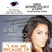 Renée Marino Makes Her NYC Solo Show Debut With 'I Am Me, Because Of Three' Photo