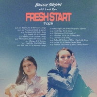 Bailey Bryan To Embark On 'Fresh Start' Tour With Leah Kate Photo