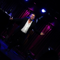 Photo Flash: Nicolas 'The Comeback Kid' King Takes The Green Room 42 By Storm To Dazz Photo