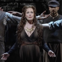 Broadway Rewind: ZORBA Returns to the Stage with Encores! Photo
