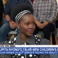 VIDEO: Lupita Nyong'o Talks About Her New Children's Book on GOOD MORNING AMERICA!