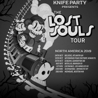 Knife Party Head To North America For The Lost Souls Tour This Halloween