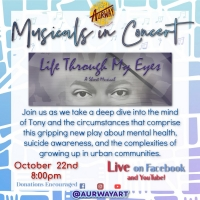 MUSICALS IN CONCERT: LIFE THROUGH MY EYES Presented by Aurway Repertory Theatre Photo