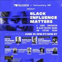 Curt Chambers Joins Fullscreen and TheFutureParty Present BLACK INFLUENCE MATTERS Photo