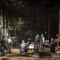 Review Roundup: UNCLE VANYA Starring Toby Jones at the Harold Pinter Theatre Photo
