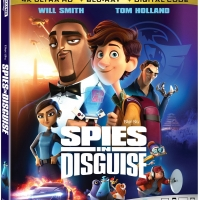 SPIES IN DISGUISE Flies Onto Digital, Blu-ray and 4K Photo