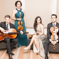 Catalyst Quartet Performs at the LOT OF STRINGS MUSIC FESTIVAL at The Morris Museum Photo