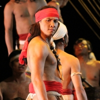 BWW Review: LAM-ANG is Vibrant, Powerful Retelling of an Epic Photo