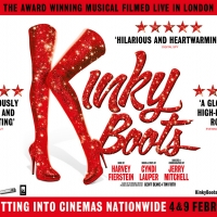 KINKY BOOTS Will Be Screened In Cinemas Across The UK And Ireland Photo