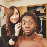 A Day In The Life: Backstage With Make-up Artist and Wig Mistress Liv Burton