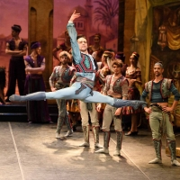 BWW Review: LE CORSAIRE, London Coliseum Photo