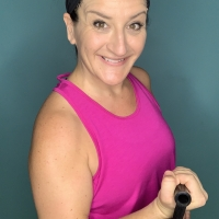 BWW Interview: How Steph Wilberding is Whipping People Into Shape for Biden! Photo