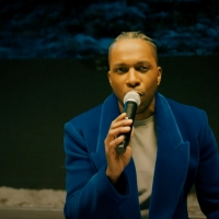 VIDEO: Leslie Odom Jr. Performs 'O Holy Night' on THE LATE SHOW WITH STEPHEN COLBERT
