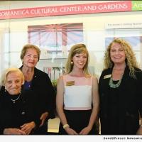 Casa Romantica Celebrates the Opening of New Exhibit At John Wayne Airport