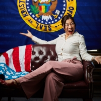 San Diego REP Presents KRISTINA WONG FOR PUBLIC OFFICE Photo