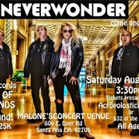 SoCal Rockers NEVERWONDER Compete In In Finals Of Wright Records' 'Battle Of The Bands'