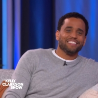 VIDEO: Michael Ealy Talks About His Daughter & STUMPTOWN On THE KELLY CLARKSON SHOW