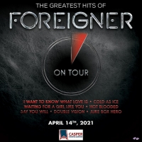 THE GREATEST HITS OF FOREIGNER Rescheduled at Casper Events Center Photo