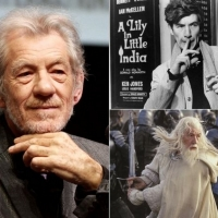 The National Arts Club Presents A Conversation With Sir Ian McKellen Photo