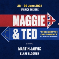 MAGGIE & TED Will Be Performed at the Garrick Theatre Next Week Photo