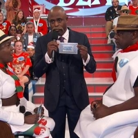 CBS' Let's Make A Deal Celebrates Christmas In July With A Sleigh Full Of Prizes Photo