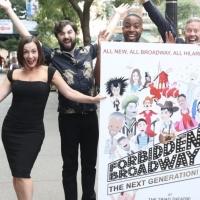 BWW Exclusive: FORBIDDEN BROADWAY Celebrates Opening Night Photo