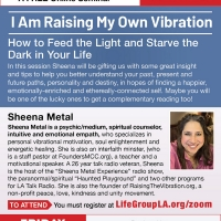Free Zoom Seminar 'Covid-19 & HIV: How To Feed The Light And Starve The Dark In Your Life' This Friday