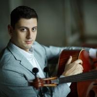 Shriver Hall Concert Series Presents Cellist Narek Hakhnazaryan And Pianist Armine Grigory Photo