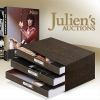 Bill Wyman's Bass Guitars, Wardrobe and More from his Famous Archive Heads to Julien's Auctions this May