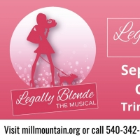 Mill Mountain Theatre to Present LEGALLY BLONDE THE MUSICAL Photo