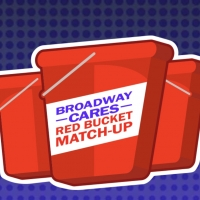 Broadway Cares/Equity Fights AIDS Launches Red Bucket Match-Up Campaign With Jordan F Photo