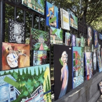 Milford Arts Council Calls Artists For Outdoor Summer Pop Up Exhibit Photo
