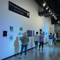 Local High School Students Exhibit Work In Arts Garage Spring Exhibits Photo