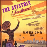 Cast Announced For Virtual Theatre/Film Hybrid Production Of The AVIATRIX: A New Musi Photo