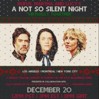 CAP UCLA Presents A NOT SO SILENT NIGHT - VIRTUALLY TOGETHER Photo
