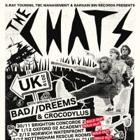 The Chats Sell Out 9 UK Shows Ahead of UK Tour