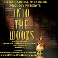 New Dates Announces For Little Radical Theatrics Inc Production of INTO THE WOODS Photo
