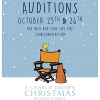 Source One Five Announces Auditions For A CHARLIE BROWN CHRISTMAS