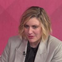 VIDEO: Greta Gerwig Talks LITTLE WOMEN on TODAY SHOW
