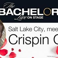 Salt Lake Bachelor Announced For THE BACHELOR LIVE ON STAGE Photo
