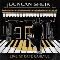 Listen to Two Songs from Duncan Sheik's New Live Album, Including a Duet with Kathryn Photo