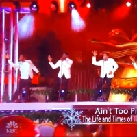 BWW Flashback: Our Favorite Christmas In Rockefeller Center Performances - MEAN GIRLS Photo