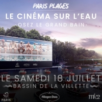 Paris Will Welcome a Movie Theatre on the Seine Next Week, With 'Cinema sur l'Eau' Photo
